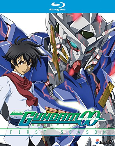 Mobile Suit Gundam 00 Blu-ray Collection 1 -
