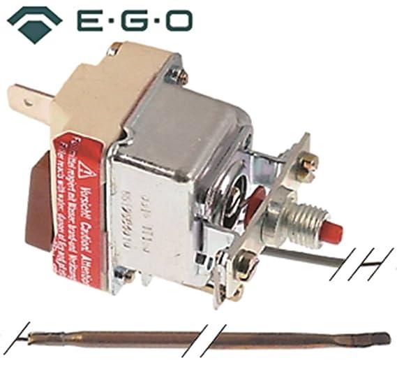 Seguridad Termostato EGO Tipo 55.19584.010 Electrolux, Moretti, tornati Forni