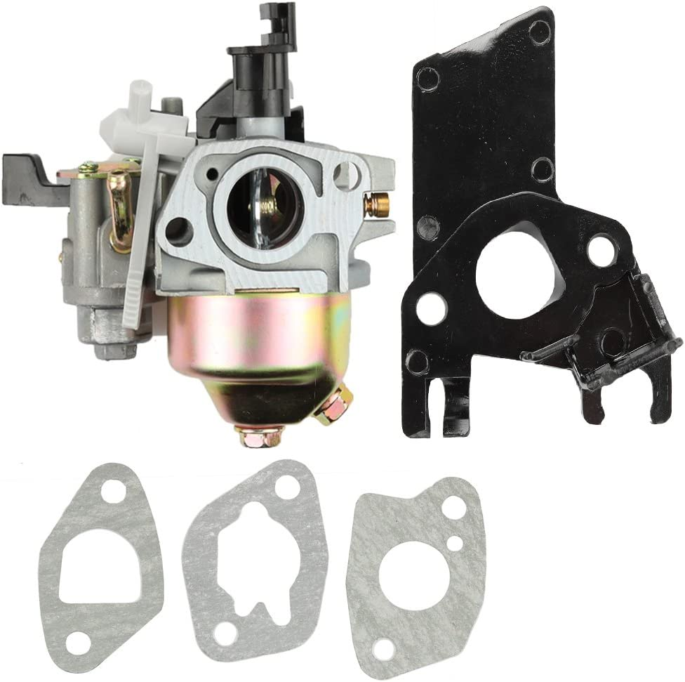 Buckbock 16100-ZL0-W51 Carburetor Carb for Honda GX120 GX160 GX168 GX200 Harbor Freight Predator 212CC R210 Gas Engine