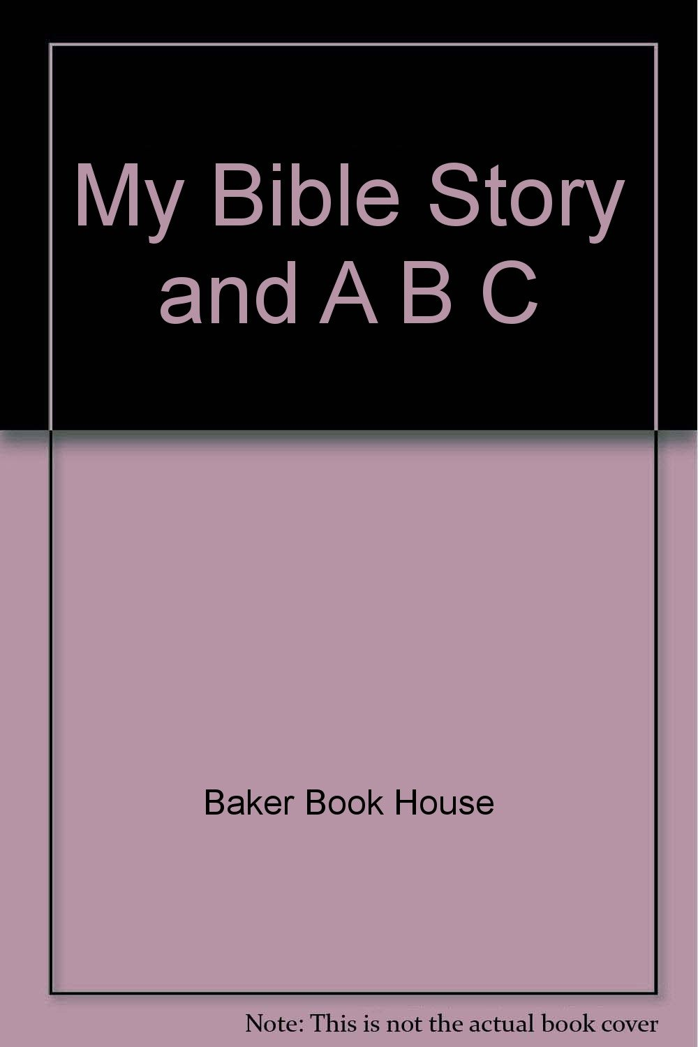 My Bible Story and ABC's pdf