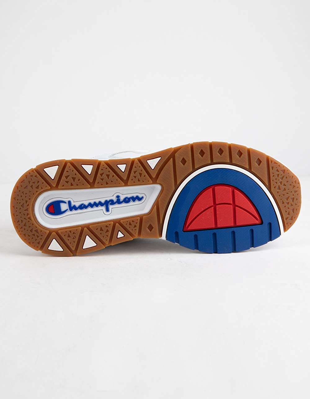 men's champion 93eighteen suede chenille casual shoes