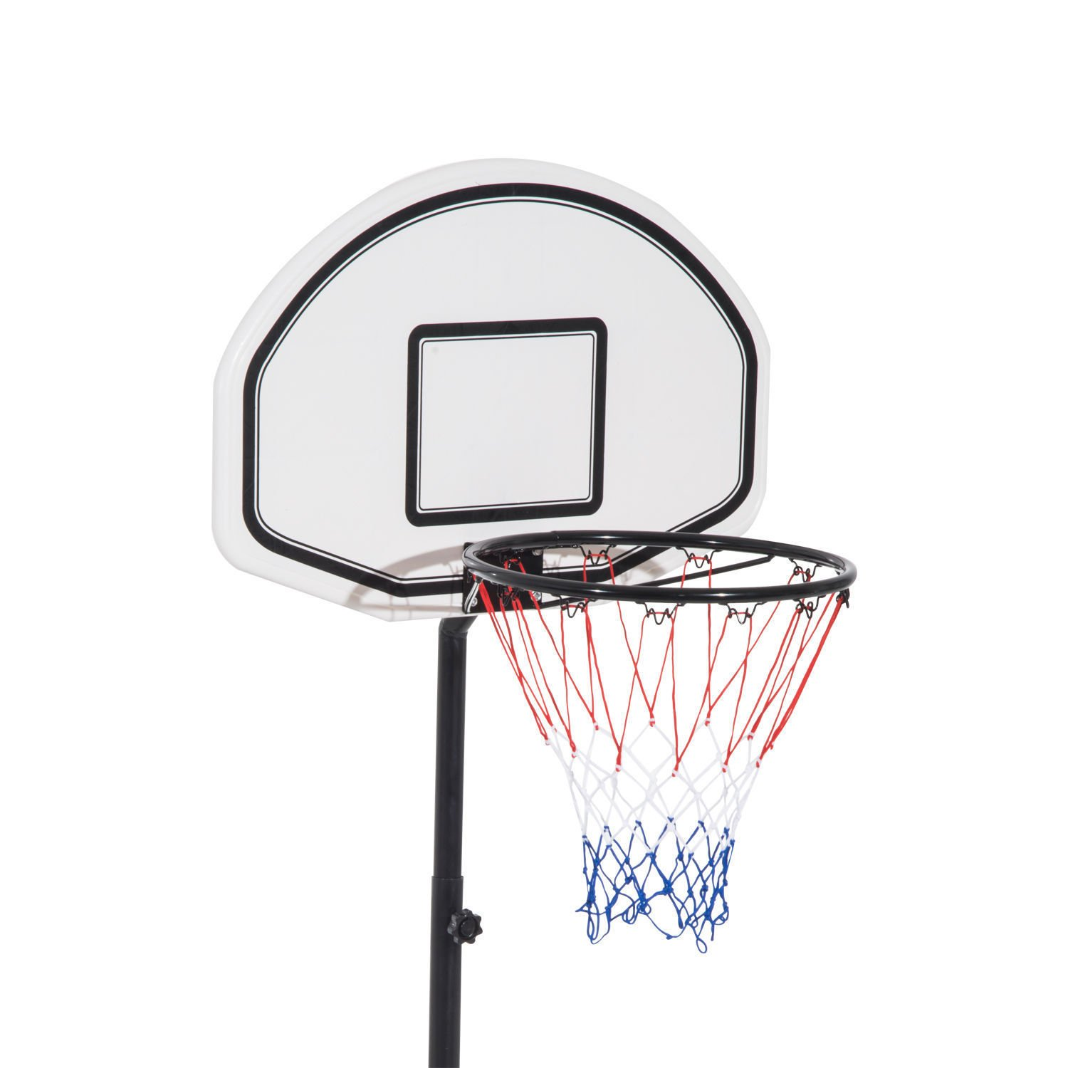 Poolside Basketball Hoop System Pool Water Sport Game Play Outdoor Adjustable by SpiritOne (Image #6)