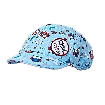 55594c025053 Amazon.com  Baby Beret Toddler Sun Protection Hat Infant Floppy Cap ...