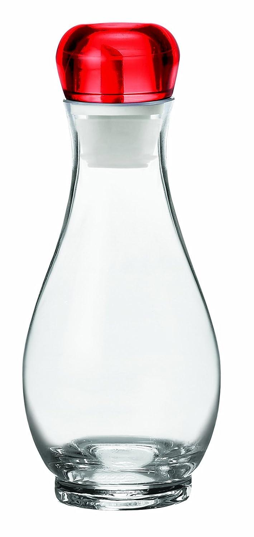 Guzzini Fratelli Gocce, Oil/Vinegar cruet 500 cc, SAN|PE|Glass|Silicone FRATELLI GUZZINI SPA GU-2313.01-65