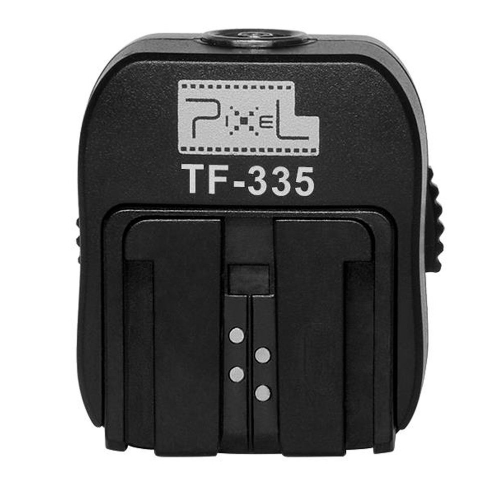Pixel TTL Hotshoe Adapter with Pc Port for Sony Cameras to Connect Sony Speedlite like A7 A7S A7SII A7R A7RII A7II NEX6 RX1 RX1R RX10 RX100II HX50 A6000 A6300 to HVLF58AM HVLF56AM MINOLTA 5600HS