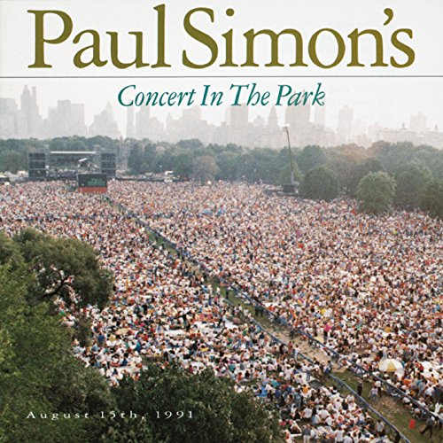 Diamonds on the Soles of Her Shoes (Live at Central Park, New York, NY - August 15, 1991) (Diamonds On The Soles Of Her Shoes Live)