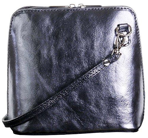 di italiana Peltro protettiva borsa tracolla corpo croce una borsa marca Small In borsetta o a pelle Micro custodia nbsp;Include Ux5qaSWSwB