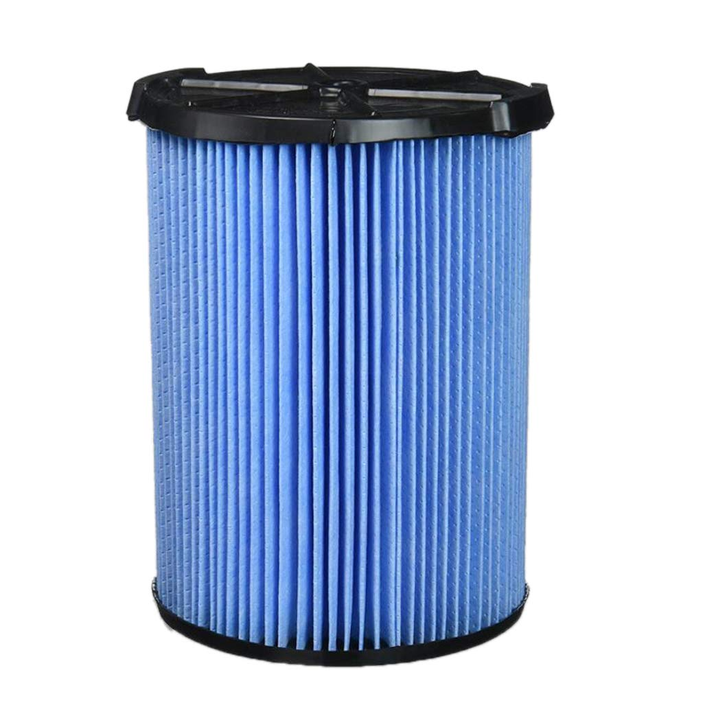 Washable Filter for Ridgid VF5000 Blue SM SunniMix Vacuum Cleaner Accessories//Replacement Part
