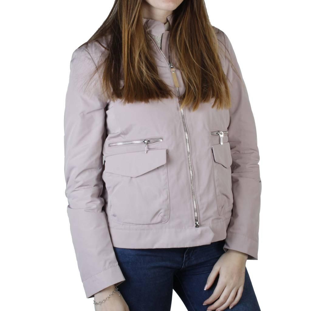 Geox Woman Jacket Abrigo para Mujer: Amazon.es: Ropa y ...