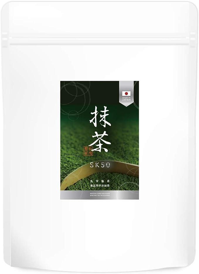 一抹茶 SK50 製菓用 業務用 宇治抹茶 抹茶 (500g)