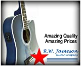 Jameson Guitars Full Size Thinline Acoustic