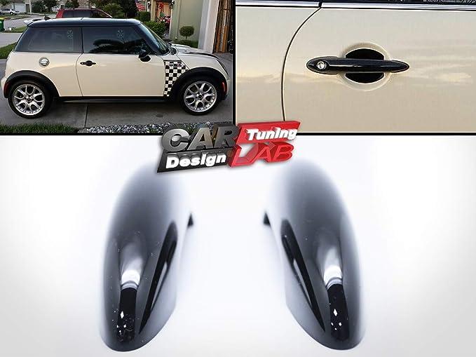 BMW Mini Cooper One Guidatore O//S MANIGLIA PORTA ESTERNA CROMATA R50 R52 R56 R57 01-13
