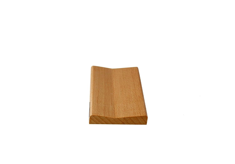 Naturehome Estuche Pluma Madera 19cm X 6,4cm Bandeja de Rotuladores Haya Natural Engrasada Magnético Secuencia de Comandos: Amazon.es: Oficina y papelería