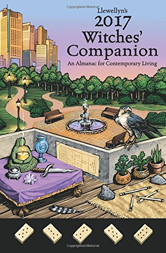 Llewellyn's 2017 Witches' Companion: An Almanac For Contemporary Living (Llew.. 6