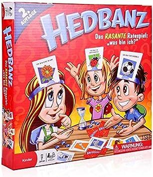 Ydq Hedbanz -2nd Edition 72 Piezas Juego De Cartas Puzzle Fun,Pokemon Tarjetas Kit Set, Estrategia TemáTica Juego De Mesa, Tarjeta Coleccionable, Mejor Regalo Infantil Family y Adultos: Amazon.es: Deportes y aire libre