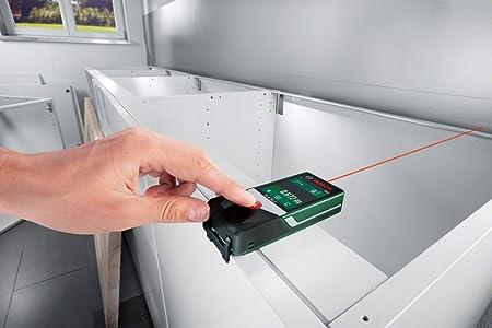 Bosch Entfernungsmesser Mit App : Bosch digitaler laser entfernungsmesser plr 50 c mit app funktion