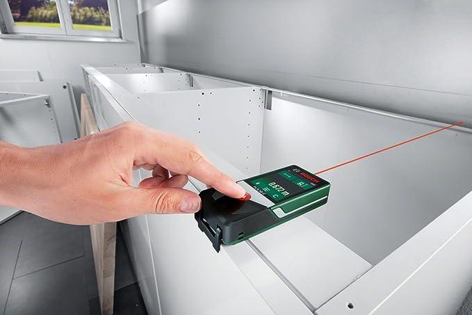 Bosch laser entfernungsmesser plr 50 c app funktion 3x aaa