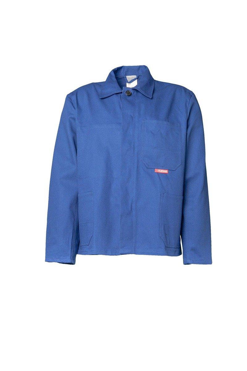 Planam BW270?Work Jacket Royal Blue