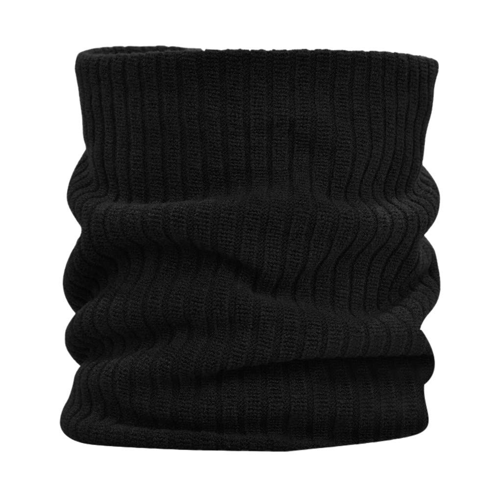 Sikey Windproof Face Mask Multi-Purpose Balaclava Outdoor Winter Sports Thermal Hood Hat Neck Warmer (Black)