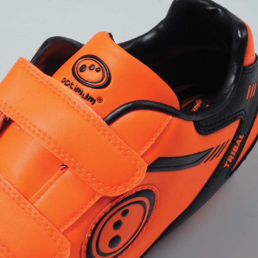 Velcro Moulded Stud Chaussures de Football Gar/çons Optimum  Tribal
