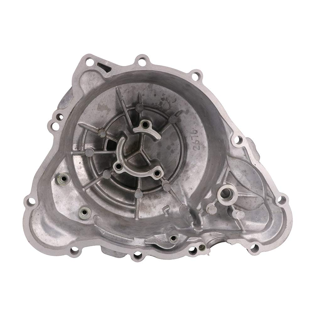 AnXin Motorcycle Engine Stator Crankcase Crank Case Cover CNC For Triumph Daytona 675 2006-2012 2007 2008 2009 2010 2011