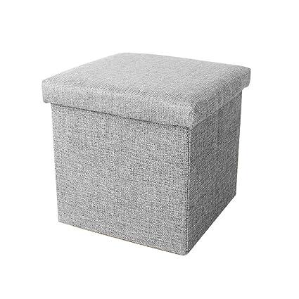 Pleasant Storage Ottoman Cube Folding Storage Ottoman Storage Stool Camellatalisay Diy Chair Ideas Camellatalisaycom