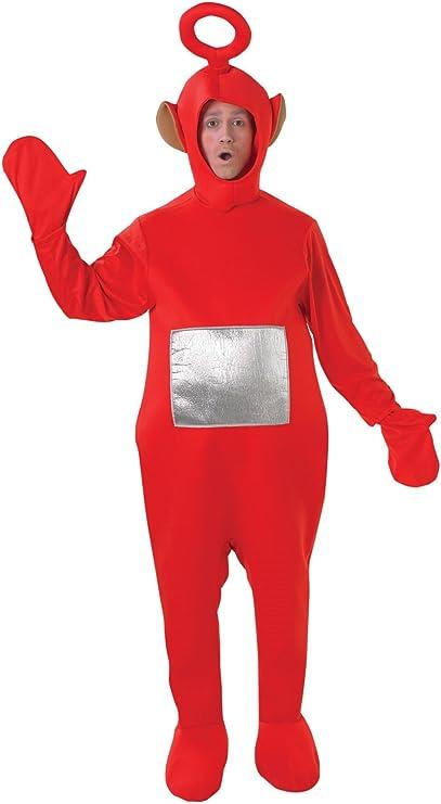 Disfraz de teletubbie Po Oficial de Rubies, para Adultos ...