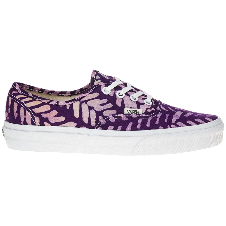 Vans Authentic Womens Sneakers Purple