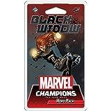 Fantasy Flight Games Marvel Champions LCG - Black Widow Hero Pack Living Card Game