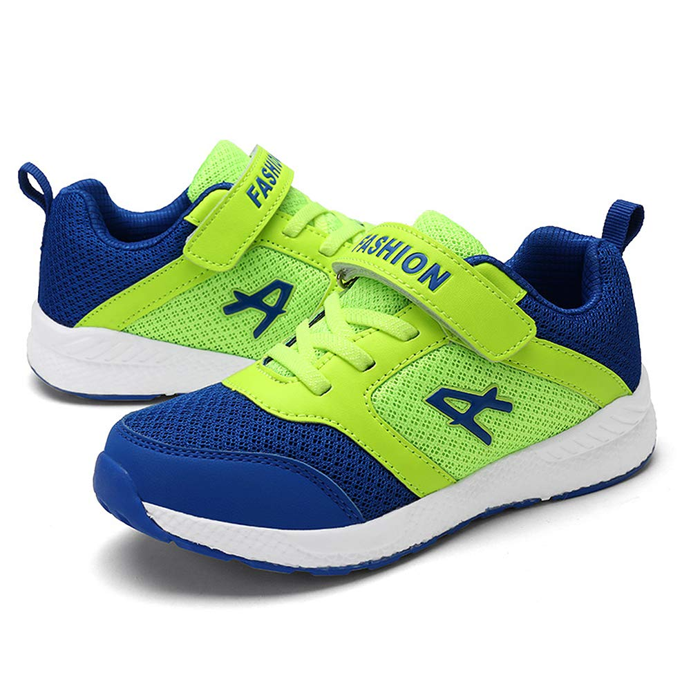 Chaussure de Course Sport Enfant Gar/çon Baskets Mode Fille Chaussures de Running Sneakers Walking Shoes 28-39