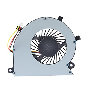 Eathtek Replacement CPU Cooling Fan for Toshiba Satellite Radius P55W-B P55W-B5220 P55W-B5224 Series, Compatible Part Number BAAA0705R5H