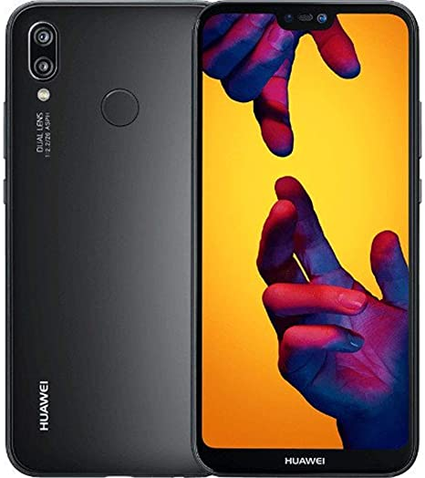 Huawei P20 Lite Smartphone, 64 GB, 4 GB RAM, negro (Midnight Black), homologado TIM (Reacondicionado): Amazon.es: Electrónica