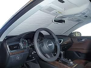 Custom-fit Windshield Sun Shade AutoTech Zone Sun Shade for 2011-2018 Audi A7 Sedan