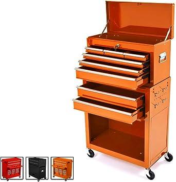 Caja organizadora de herramientas, caja de herramientas con ...