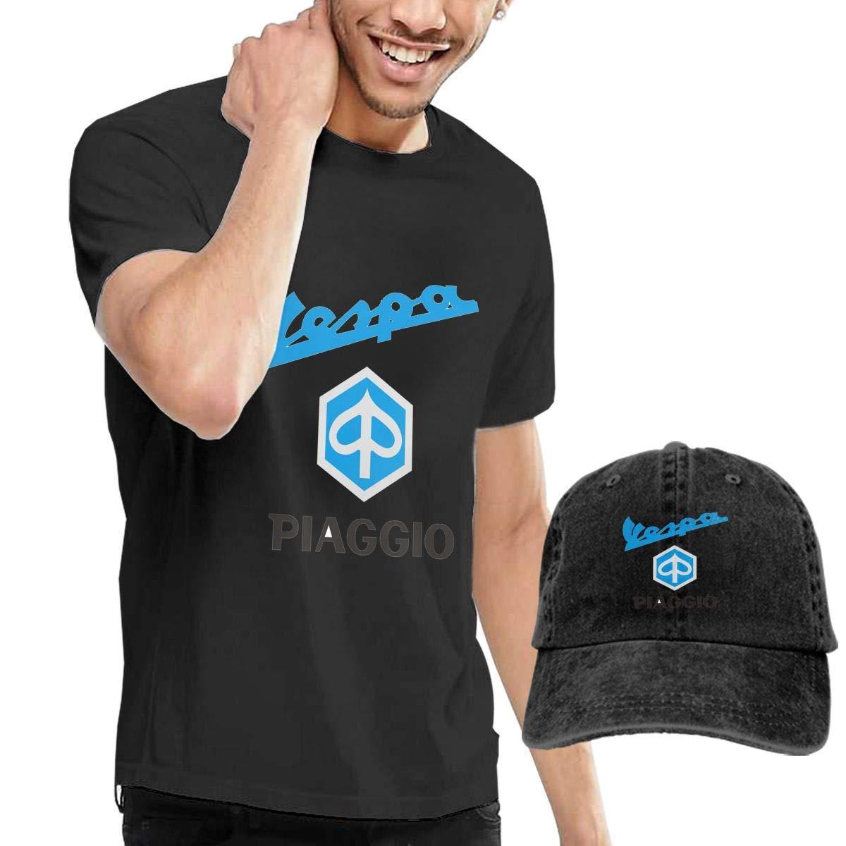 SOTTK Camisetas y Tops Hombre Polos y Camisas, Customized Piaggio ...