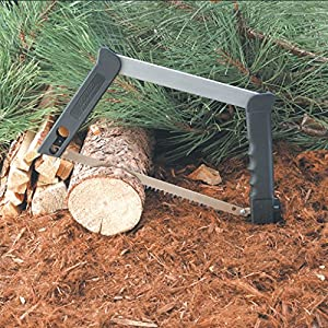 Outdoor Edge PS-100 Cutlery Corp, Pack Saw, Wood, Metal & Bone