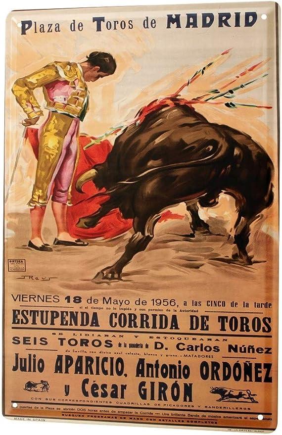 LEotiE SINCE 2004 Cartel Letrero de Chapa Trotamundos Madrid ...