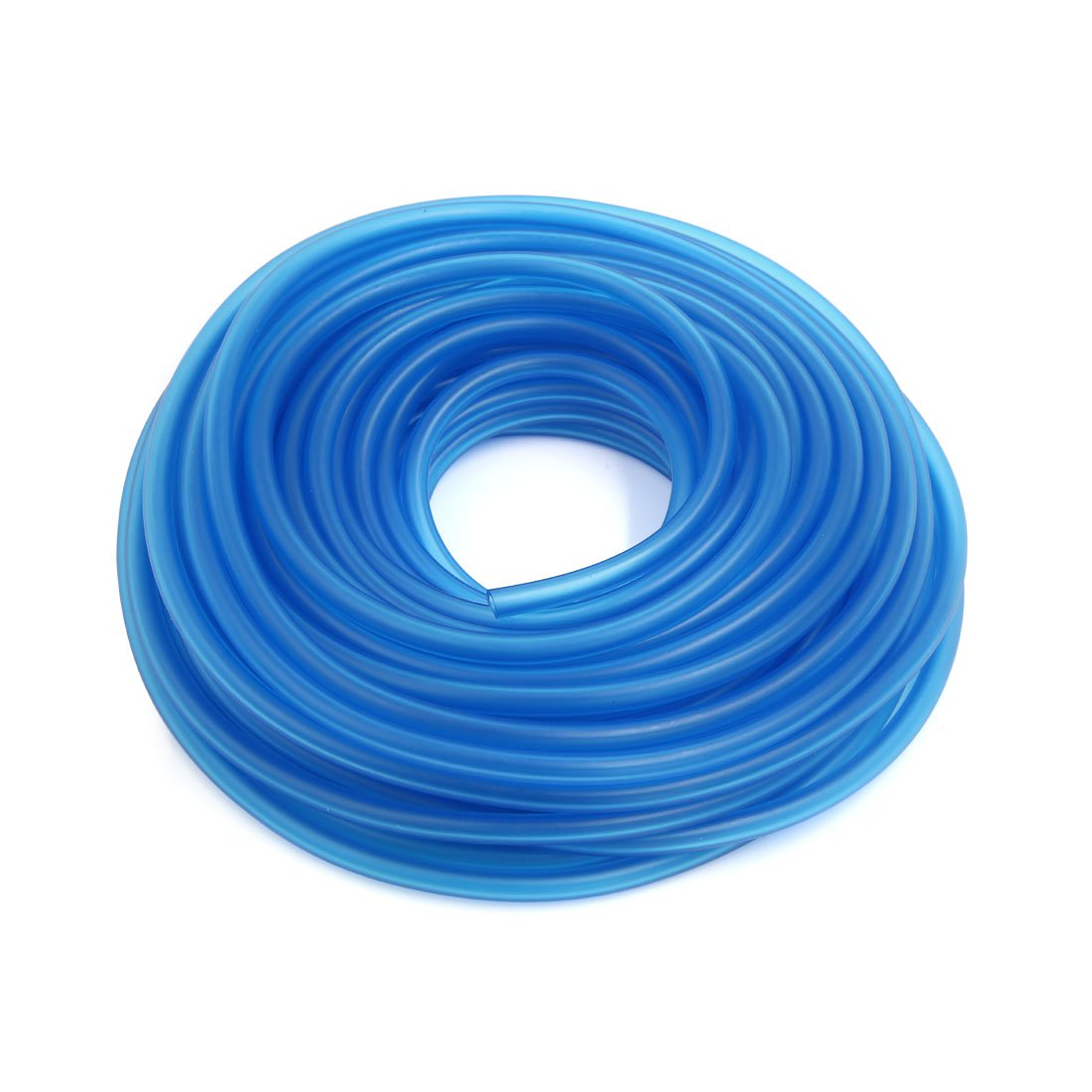 Sourcingmap 18M Length Silicone Vacuum Fuel Gas Hose Tube Pipe 4mm x 8mm for Car a16073000ux1466