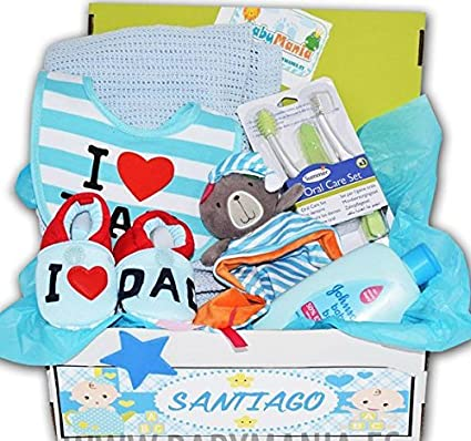 canastilla recién nacido/ canastilla personalizada / regalo para ...