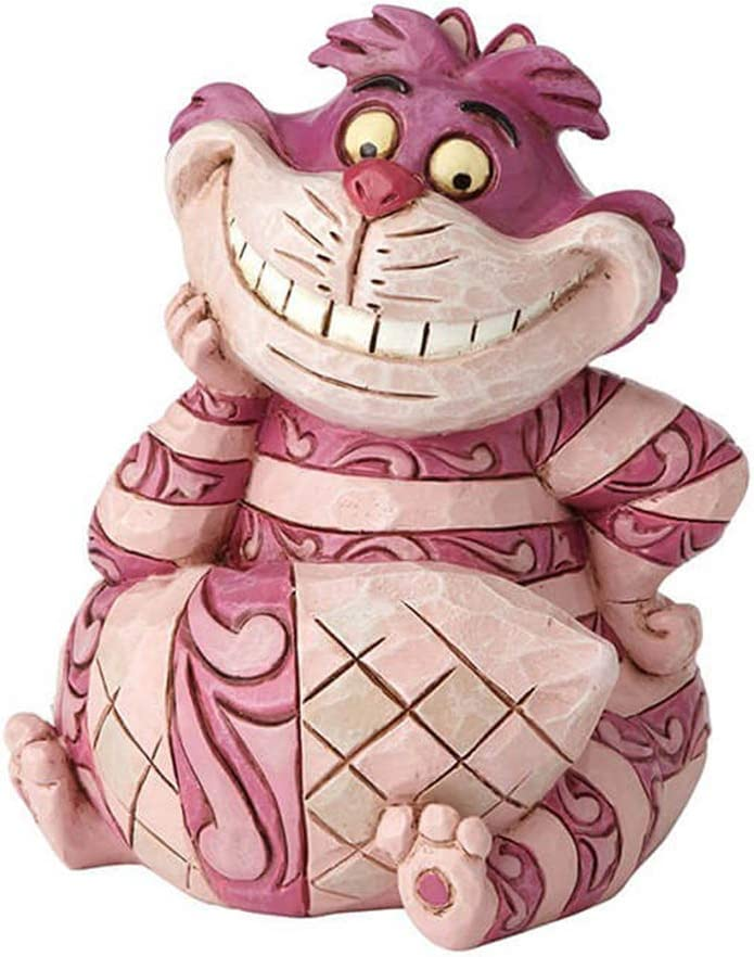 Jim Shore Disney Traditions by Enesco Mini Cheshire Cat Figurine