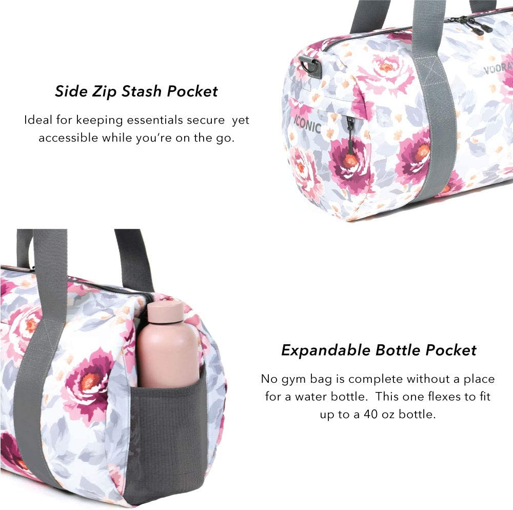 Guava Vooray Iconic Womens Duffel Bag for Gym and Travel