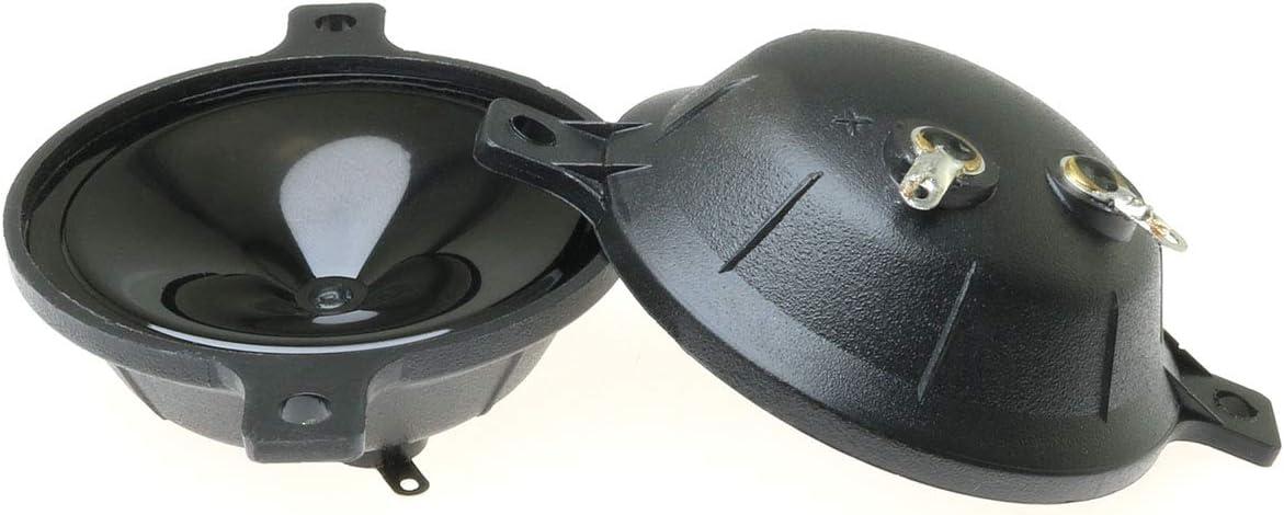 ToToT 2pcs 5120B Piezoelectric Ultrasonic Tweeter Piezo Loudspeaker Waterproof Ultrasound Transducer for Repelling Rats and Mosquitoes