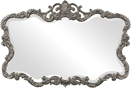 Howard Elliott Talida Mirror-Glossy Nickel