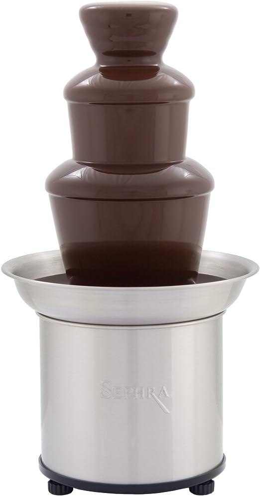 Amazon.com: Fuente de fondue eléctrica de Sephra Home ...