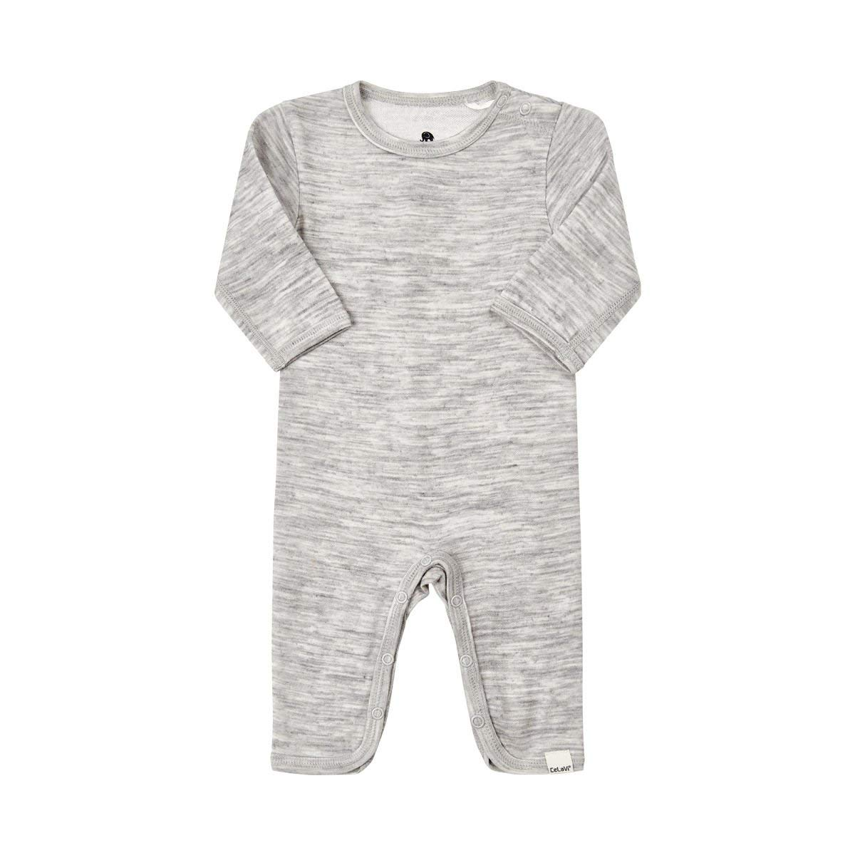 57ae9a08749 Amazon.com  CeLaVi Merino Wool Bamboo Baby-Toddler Unisex Romper  Clothing