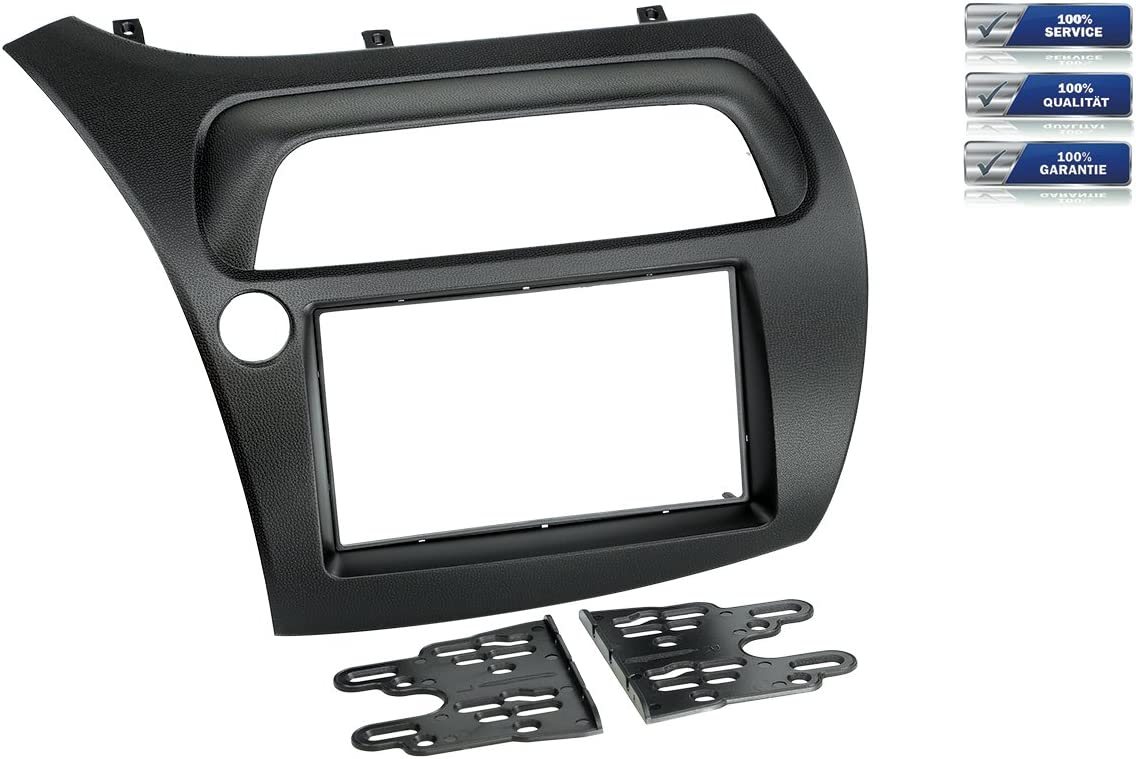 Niq Doppel Din Radioblende Für Honda Civic Civic Type R Elektronik