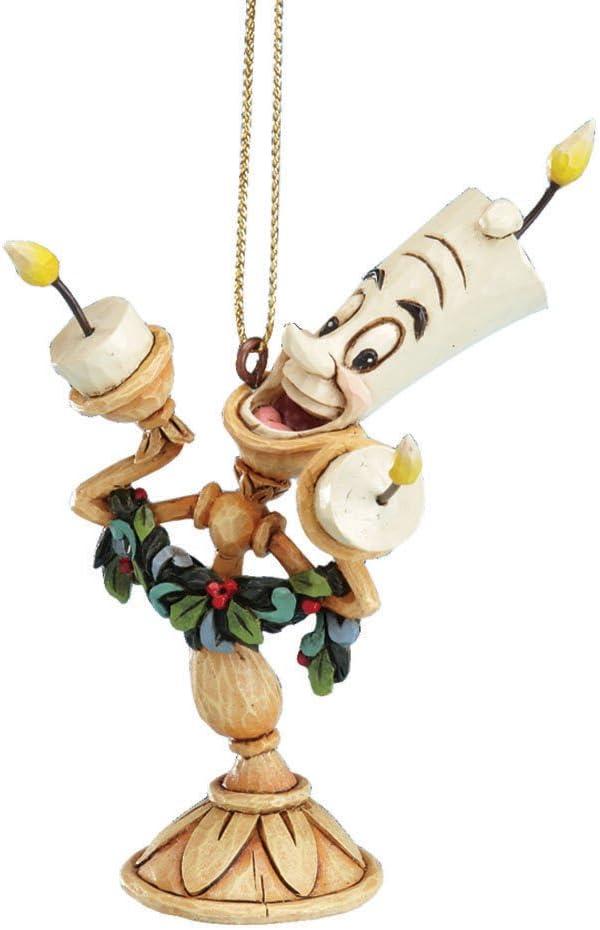 Disney Traditions Figurillas Decorativas con diseño Tradition, Resina, Multicolor, 9 x 1.1 cm