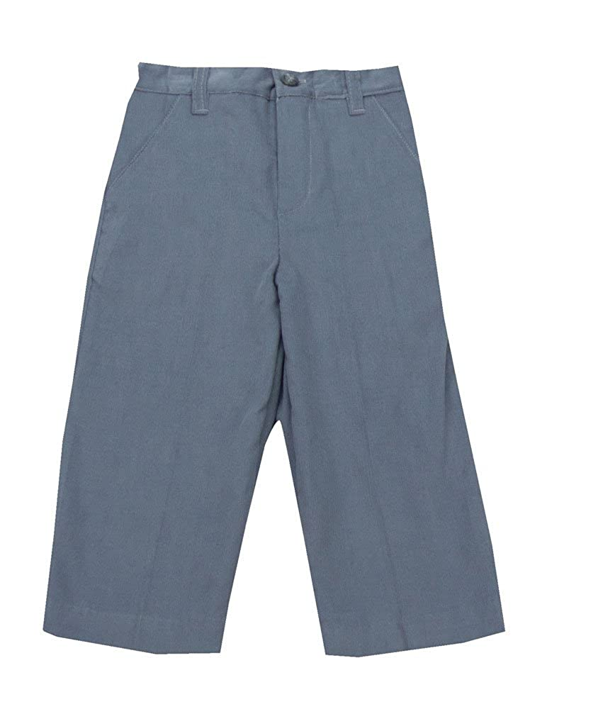 Glorimont Gray Corduroy Pants