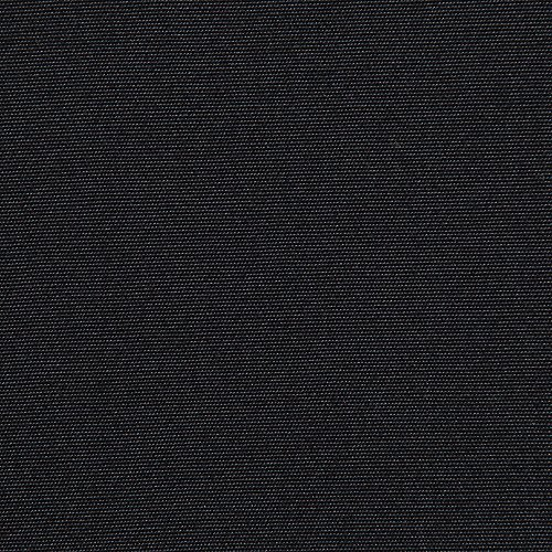 Sunbrella Solid Standard Black Fabric product image