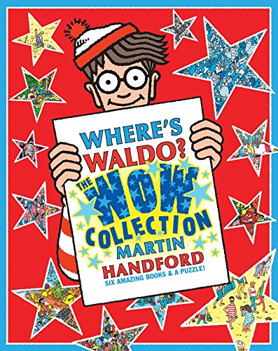 Where's Waldo? The Wow Collection: Six Amazing Books and a Puzzle (Wow Collection)
